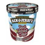 Ben & Jerry's - Red Velvet Cake 0076840128358  / UPC 076840128358
