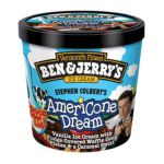 Ben & Jerry's - Stephen Colbert's Americone Dream Ice Cream 0076840135554  / UPC 076840135554