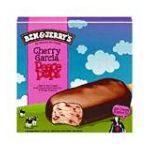 Ben & Jerry's - Ice Cream Bar 0076840200214  / UPC 076840200214