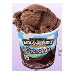 Ben & Jerry's - Chocolate Ice Cream 0076840400256  / UPC 076840400256