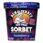 Ben & Jerry's - Fat Free Sorbet 0076840500000  / UPC 076840500000