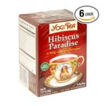 Yogi Tea -  Hibiscus Paradise Tea Bags 0076950415218