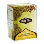 Yogi Tea -  Green Tea Rejuvenation 16 tea bags 0076950450288