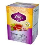 Yogi Tea -  Berry Detox Tea 0076950450677