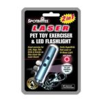Ethical Pet -  Mews Ments 2-in-1 Laser Pet Toy & Flashlight 1 toy 0077234400012