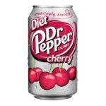 Dr Pepper -  Diet Dr Cherry Soda 0078000009552