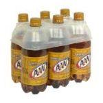 A&W - Cream Soda Sparkling Vanilla 0078000054408  / UPC 078000054408