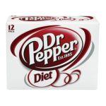 Dr Pepper -  Diet Soda 0078000083064