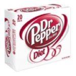 Dr Pepper -  Soda Diet 0078000083095
