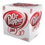 Dr Pepper -  Soda Diet 0078000083101