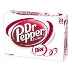 Dr Pepper -  Soda Diet 0078000083132