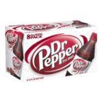 Dr Pepper -  Soda Cola Diet 0078000083743