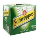Schweppes - Ginger Ale 0078000206104  / UPC 078000206104