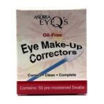 Andrea - Eye Q's Oil-free Make-up Correctors 50 Pre-moistened Swabs 50 pre-moistened swabs 0078462600021  / UPC 078462600021