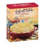 Great Value -  Cornbread Squares Snack Crackers 0078742013855