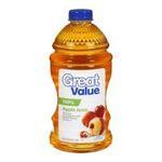 Great Value -  100% Juice 0078742026275