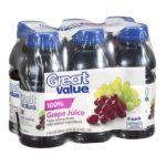 Great Value -  100% Juice 0078742037295