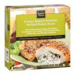 Great Value -  Creamy Spinach Artichoke Stuffed Chicken Breast 0078742078304