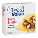 Great Value -  12 Taco Shells 0078742082967