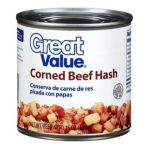 Great Value -  Corned Beef Hash 0078742144252