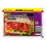 Great Value -  Chopped Slices Ham 0078742358819