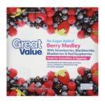 Great Value -  Berry Medley 0078742431048