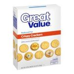 Great Value -  Crackers 0078742433127