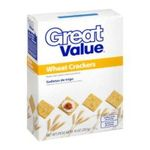 Great Value -  Crackers 0078742434568