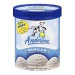 Anderson dairy - Premium Ice Cream 0079117012824  / UPC 079117012824