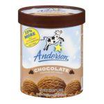 Anderson dairy - Premium Ice Cream 0079117012831  / UPC 079117012831