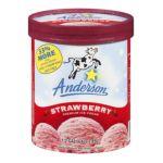 Anderson dairy - Premium Ice Cream 0079117012848  / UPC 079117012848