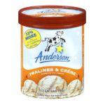 Anderson dairy - Premium Ice Cream 0079117012992  / UPC 079117012992