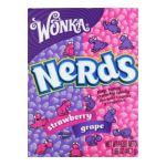 Wonka -  Nerds Grape Strawberry 0079200003364