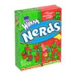 Wonka -  Nerds Wildberry And Watermelon Punch Packets 0079200003395