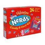 Wonka -  Valentine Candy & Card Kit 0079200212056