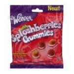 Wonka -  Sploshberries Gummies Bag Bags 0079200788810