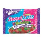 Wonka -  Sweettarts Holiday Gummies Tangy Candy 0079200999889