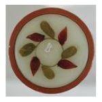 Auroshikha -  Auroshikha Medium Terra Cotta Candle Jasmine 0079565006536