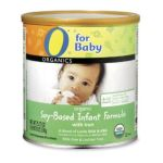 O Organics - Soy-based Infant Formula 0079893601144  / UPC 079893601144