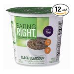 Eating Right -  Black Bean Soup 0079893800264