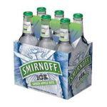 Diageo -  Malt Beverage Ice Green Apple Bite 6 ct 0082000727514