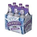 Diageo -  Premium Malt Beverage Ice Wild Grape 0082000732143