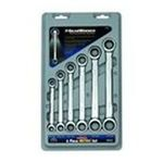 Apex Tool Group -  Wrench Ratcheting Dble Box End Set Met 6 Pc Gearwr 0082171092602