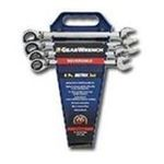 Apex Tool Group -  4Pc Gearwrench Reversible Completer Set Metric 0082171960109