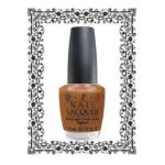 OPI - Nail Lacquer Thrills In Beverly Hills Glitter Top Coat Sr5r5 Discontinued 2.5 fl,9.46 lt 0082657500904  / UPC 082657500904