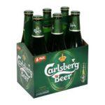 Carlsberg - Beer 0087600100217  / UPC 087600100217