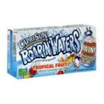 CapriSun - Water Beverage Roarin' Waters Tropical Fruit 0087684000182  / UPC 087684000182