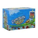 CapriSun - Juice Drink Blend 0087684000489  / UPC 087684000489