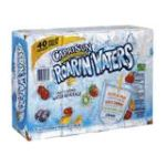 CapriSun - Flavored Water Beverage Fruit Flavored Value Pack 0087684000724  / UPC 087684000724