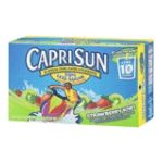 CapriSun - Original Capri Sun - Stawberry Kiwi Juice 0087684000991  / UPC 087684000991